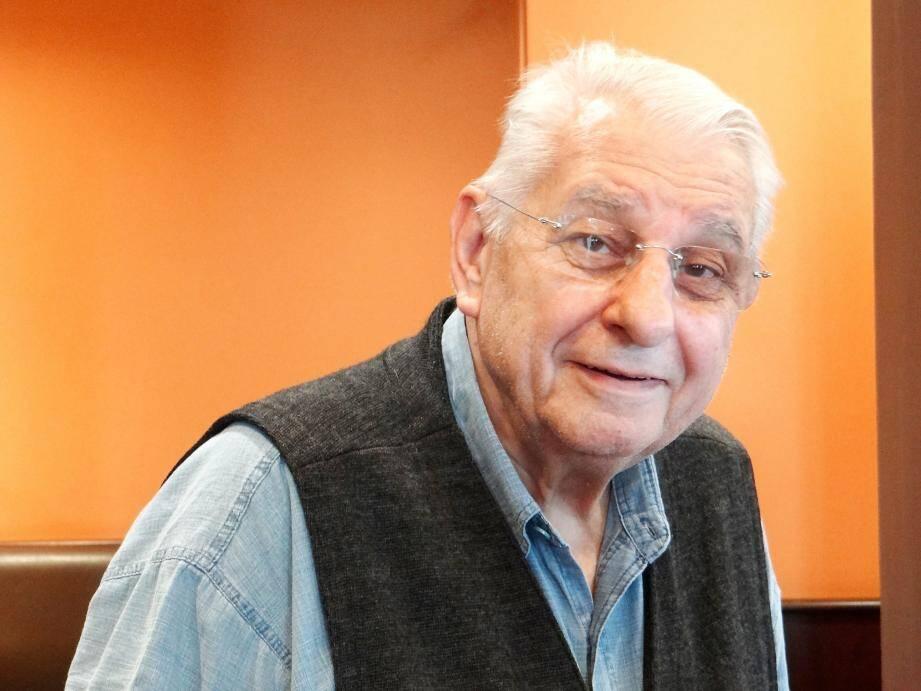 Quarante-six ans après, Henri Guybet a gardé le sourire de Salomon.