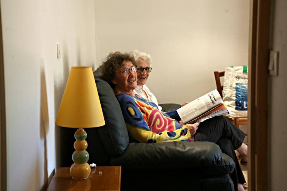 A l'Oasis, elles ont choisi l'habitat coopératif partagé pour ne pas vieillir seules.
