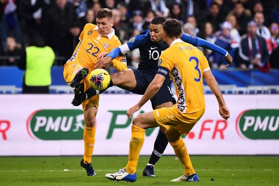 La France s'est qualifiée hier pour l'Euro-2020. Sans briller, face à des Moldaves bien regroupés et avec des Bleus souvent brouillons offensivement...