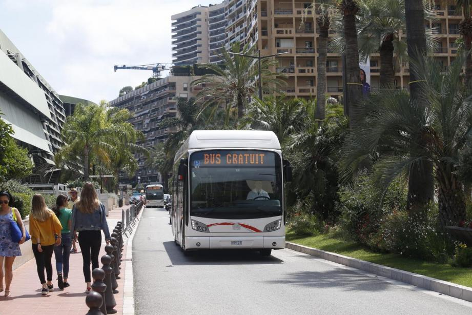 A la suite du sondage, l'idée de la gratuité des bus est relancée