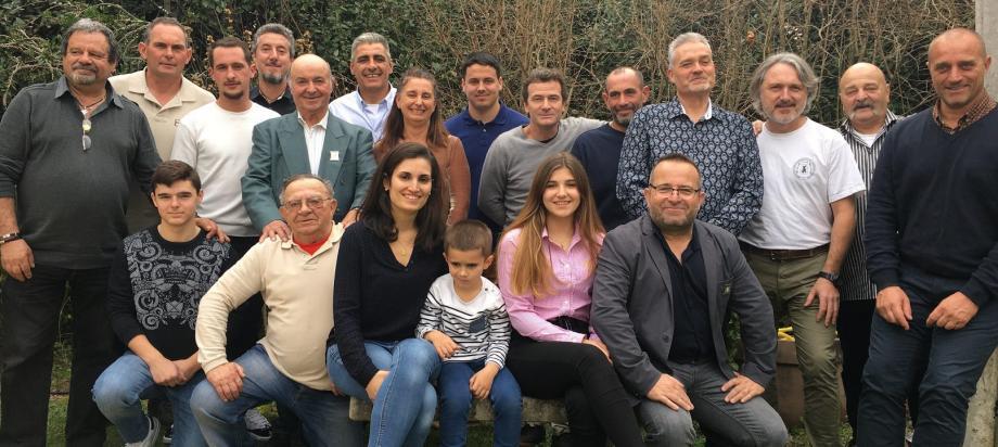 Une partie du casting de la Fête votive a été annoncé samedi midi par Michel Lanzada (bravadeurs) et Valérie Assémat-Croisier (Lei Magnoti).