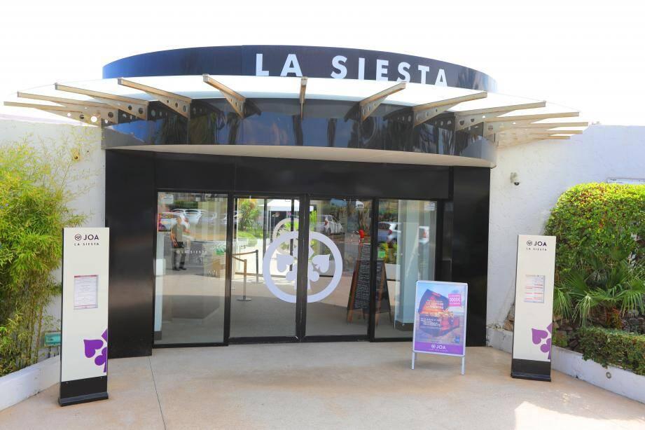 Sens de circulation, masque, gel hydroalcoolique et espacement des machines: La Siesta a changé de visage !
