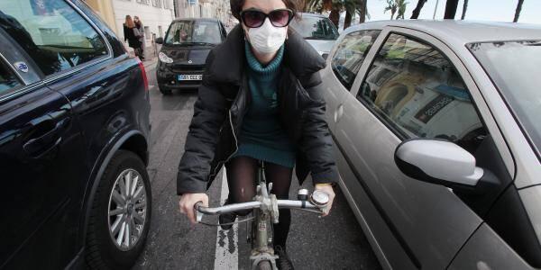 Le masque est il obligatoire à vélo?