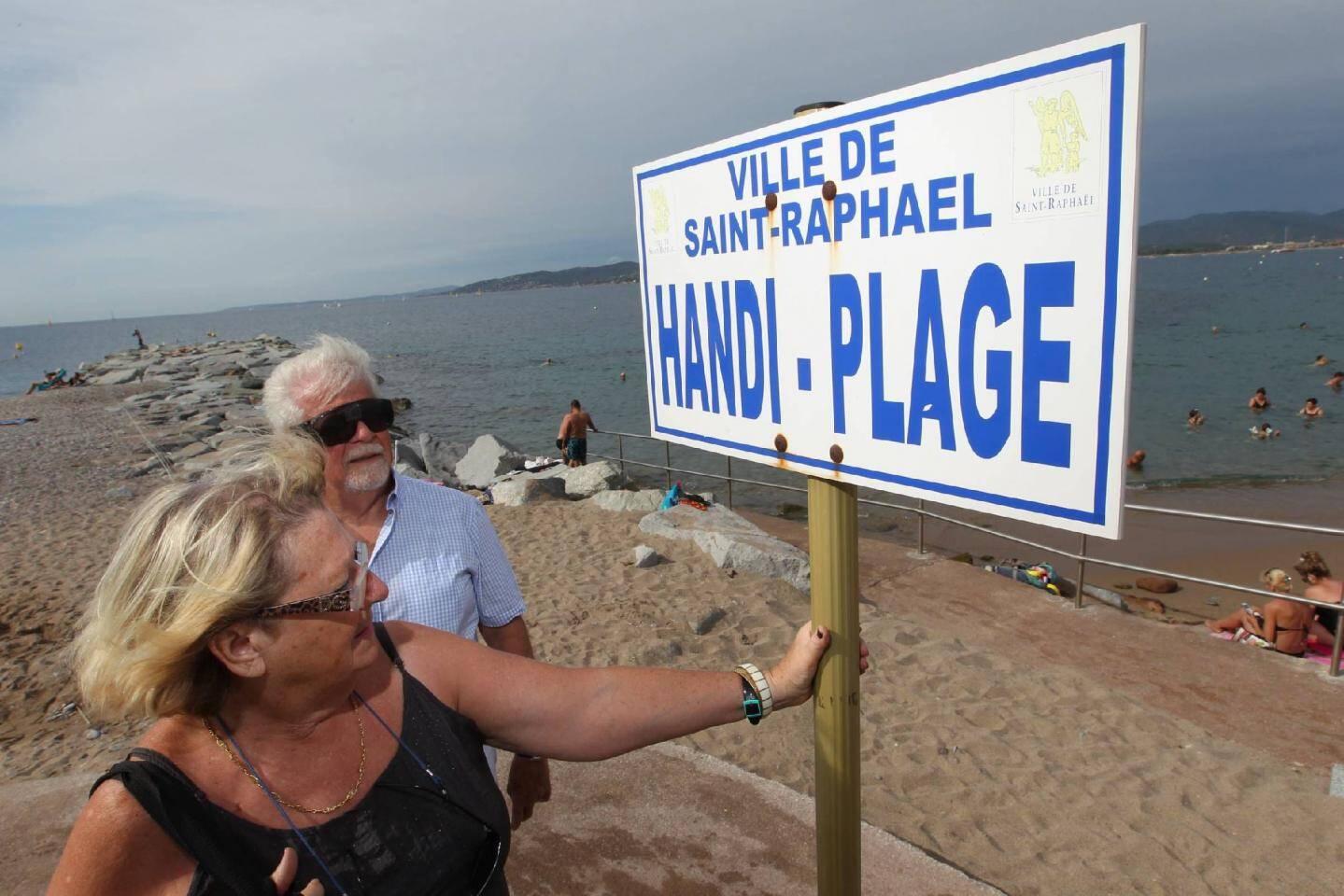 Beaucoup d'usagers dénoncent une plage sans équipements suffisants et pas assez sécurisée.