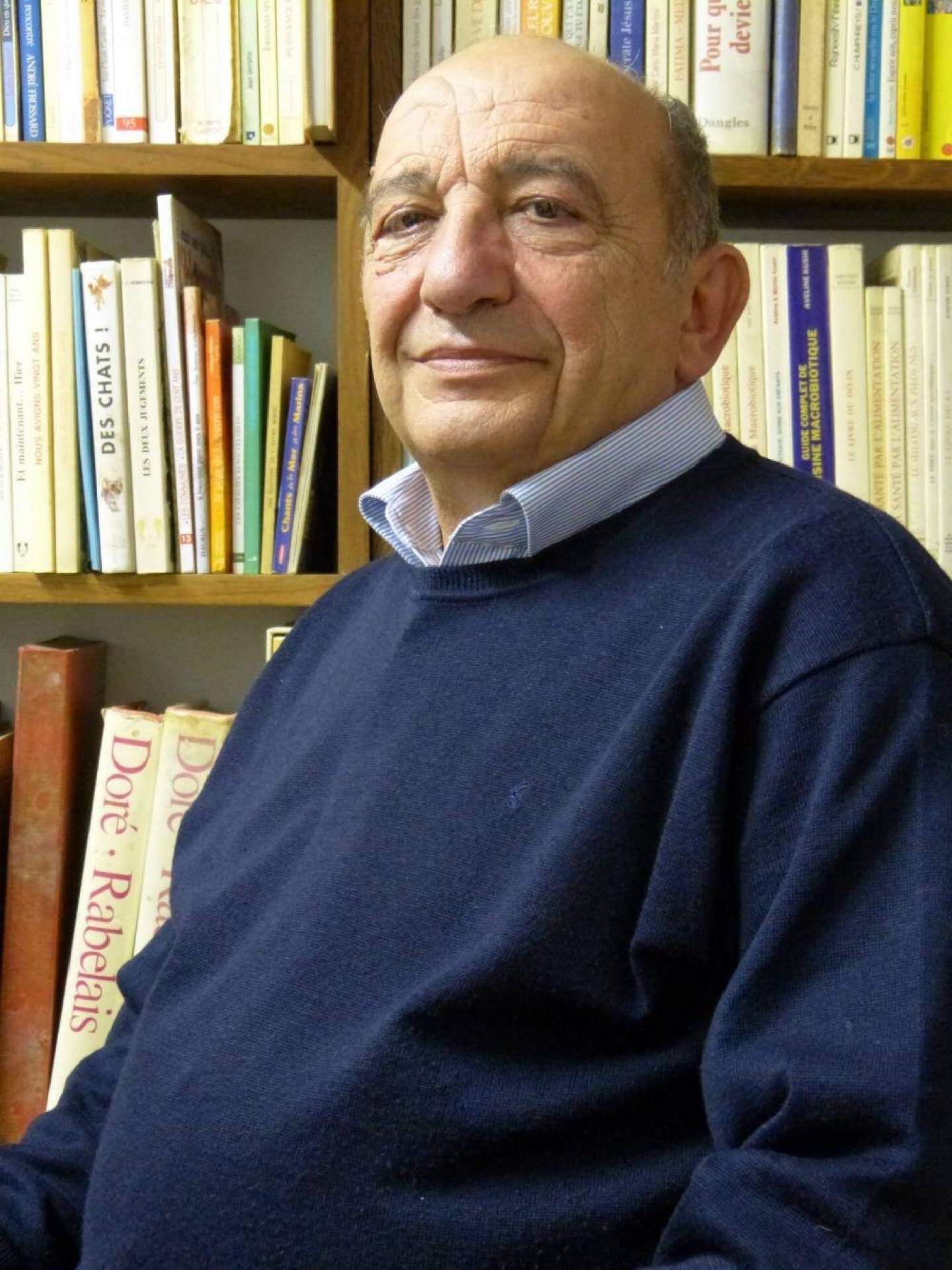 Jean-Pierre Beghelli (Photo R.M.)