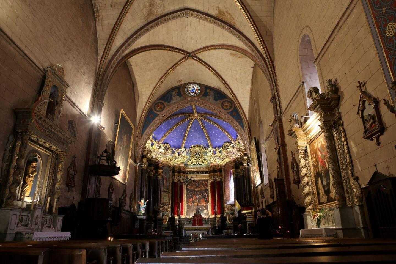 La cathédrale Notre-Dame- de-l'Assomption.
