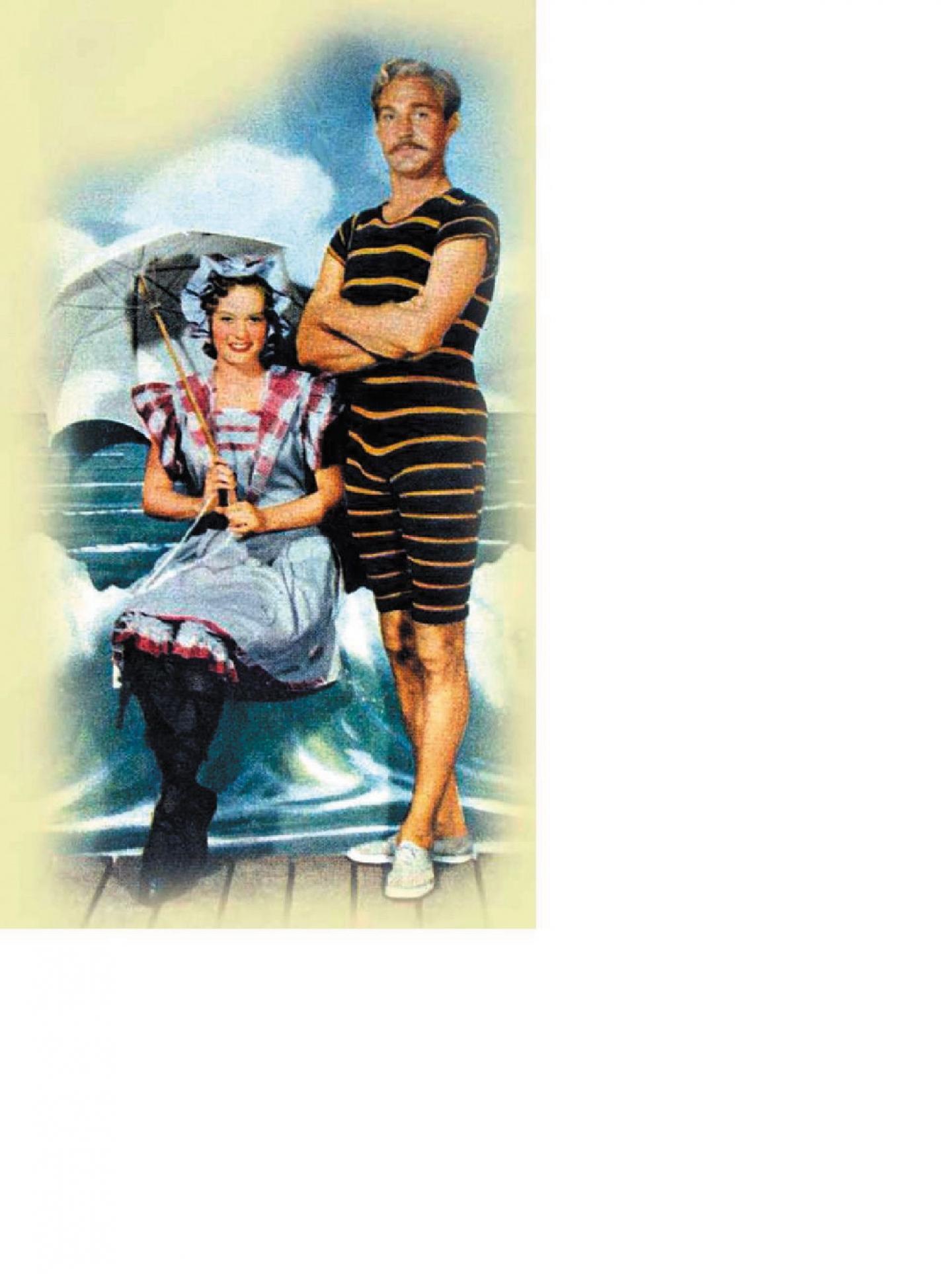 1900-1906 : catalogue Histoire de la mode des bains de mer .