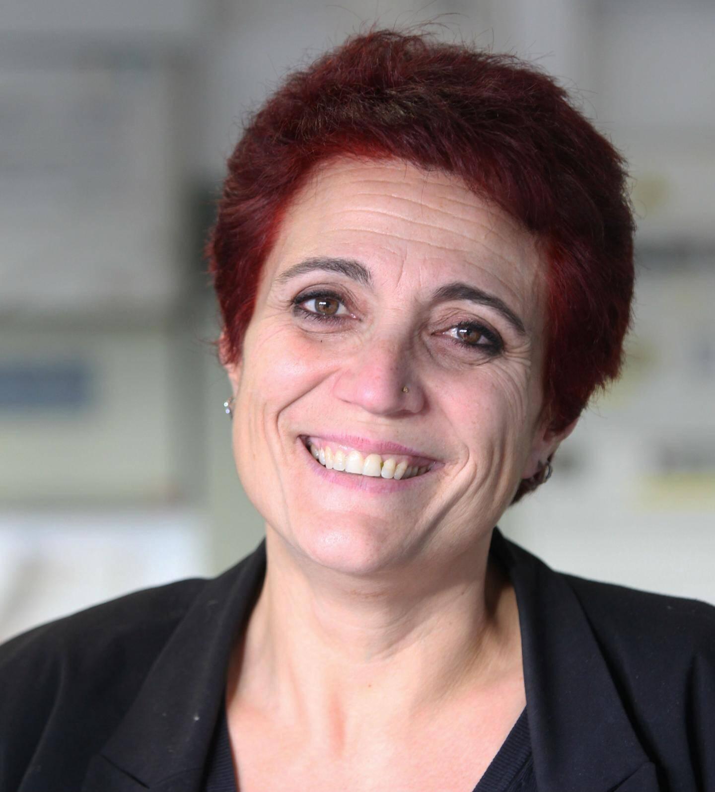 Amélia Nocentini, parent d'élèvesau Lycée horticoled'Antibes