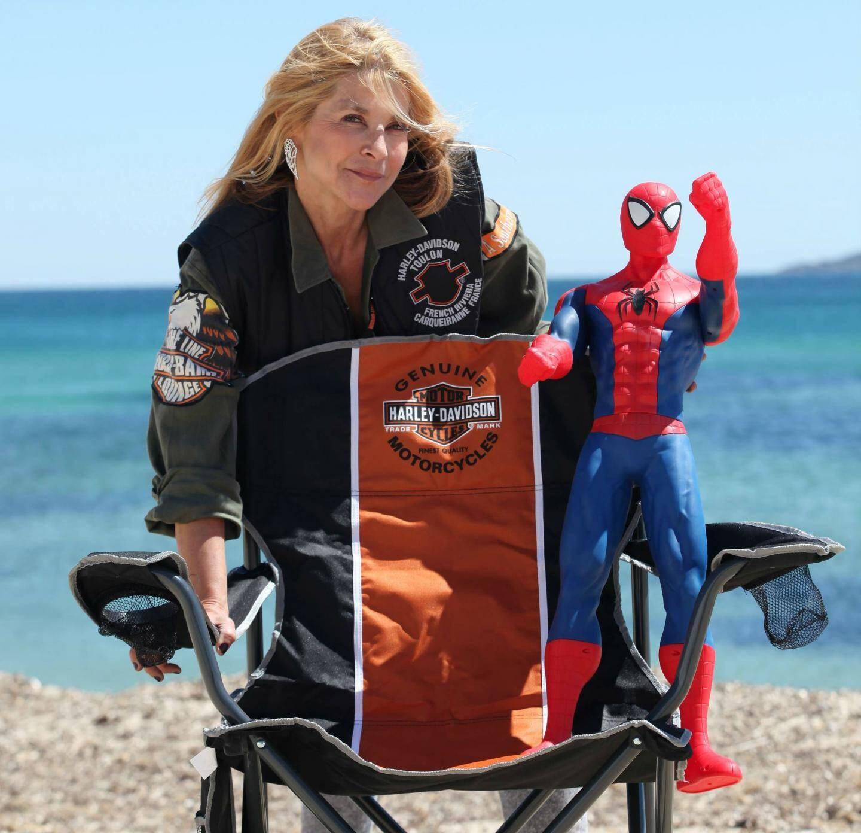 Super-héros et bikers à l'affiche cette année au stand HD Toulon.