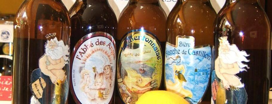 Toutes fabriquées avec la même base d'ingrédients, les bières de Mare Nostrum se déclinent au goût du Sud.
