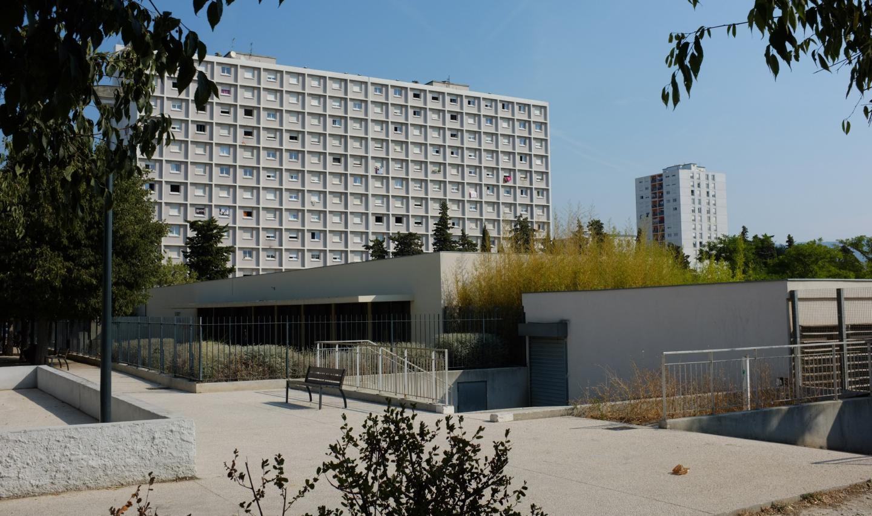 Près de 2300 logements ont été rénovés à la cité Berthe.