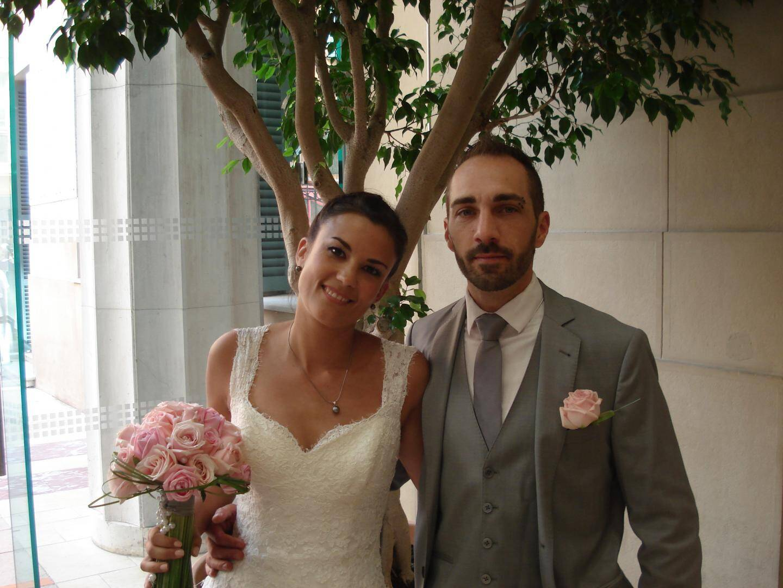 Candice Gauje, professeure des écoles, et Damien Parthenay, gérant de société.
