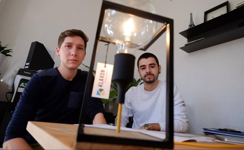Sylvain et Guillaume envisagent désormais de créer une  nouvelle boutique en ligne pour leurs objets de design.