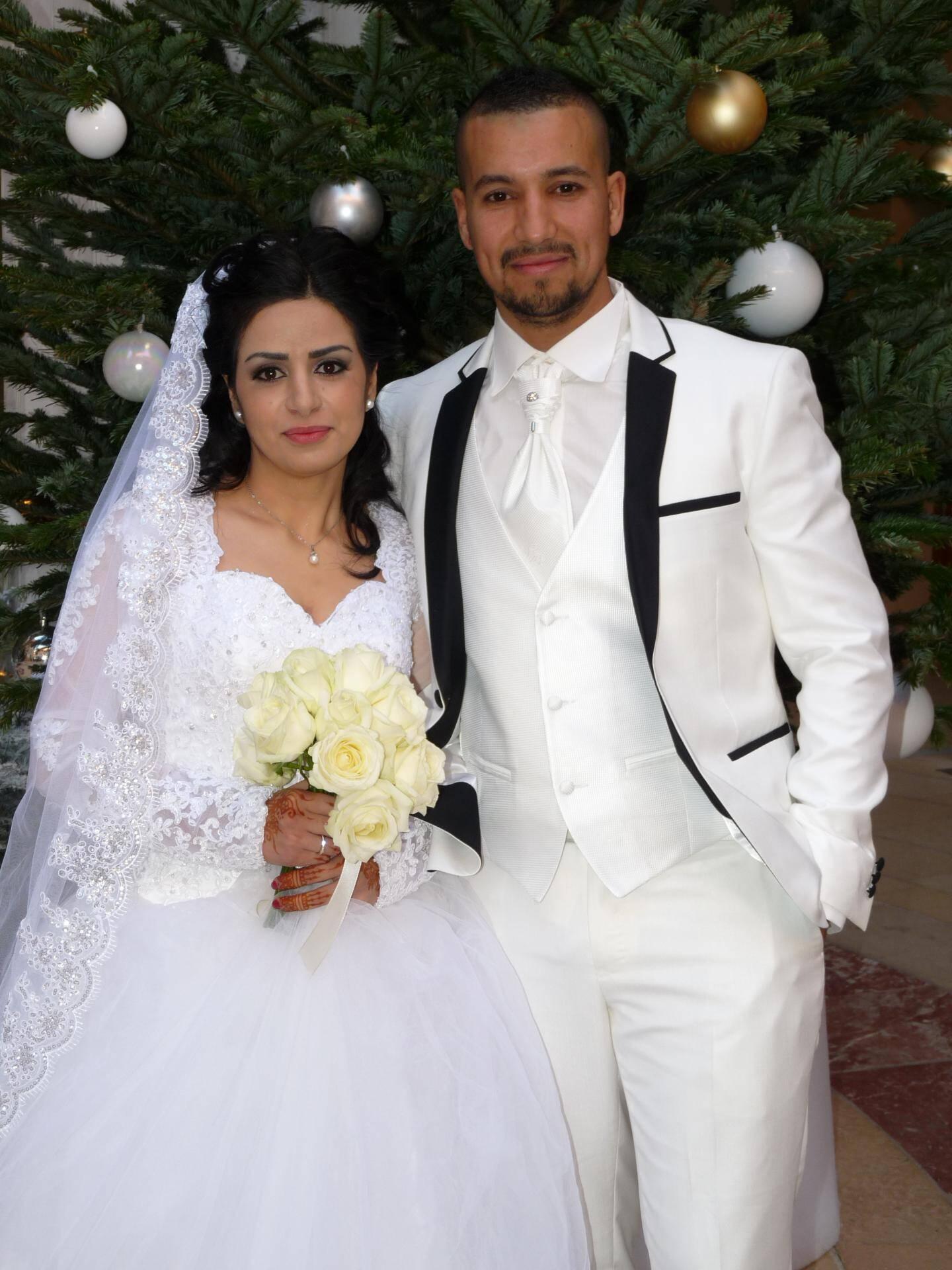 Fatima Bebbi, étudiante, et Moussa Ben Zirar, chauffeur poids lourds.