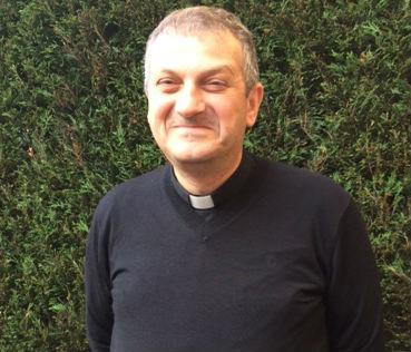 Le père Jacques Mourad, moine de la communauté de Mar Moussa en Syrie.