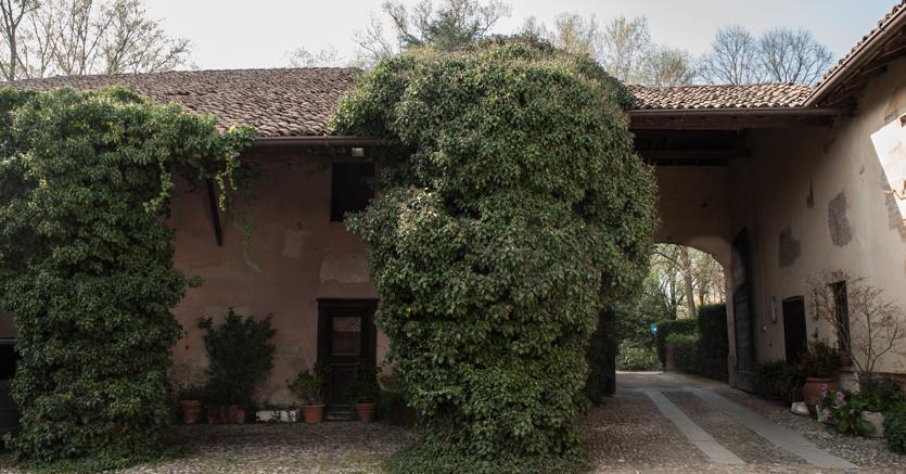 Une villa à Molino.