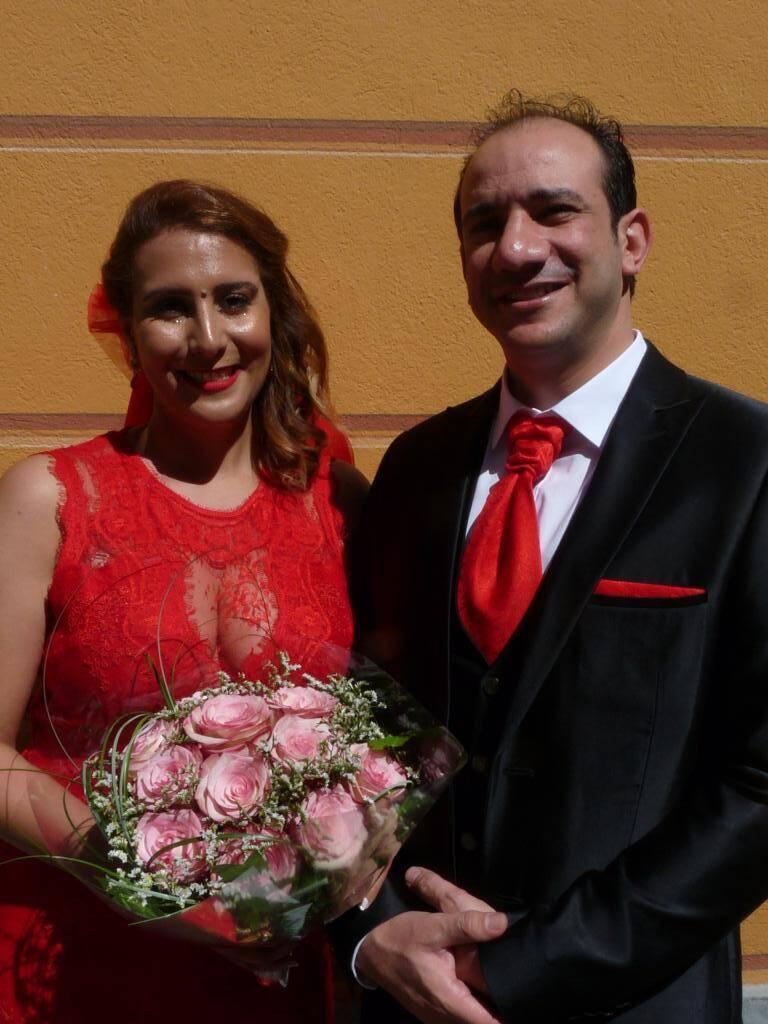 Hekma Achour et Habib Nouisser, enseignants chercheurs