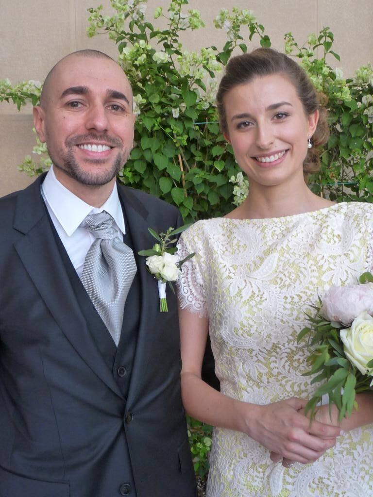 Alexandre Romani, employé de banque, et Estelle Delouche, étudiante.