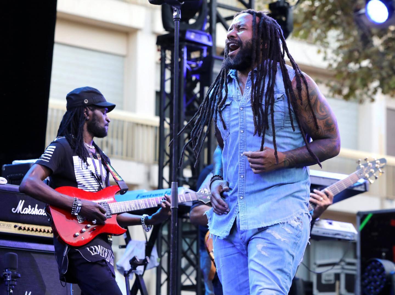 Ky-Mani Marley.