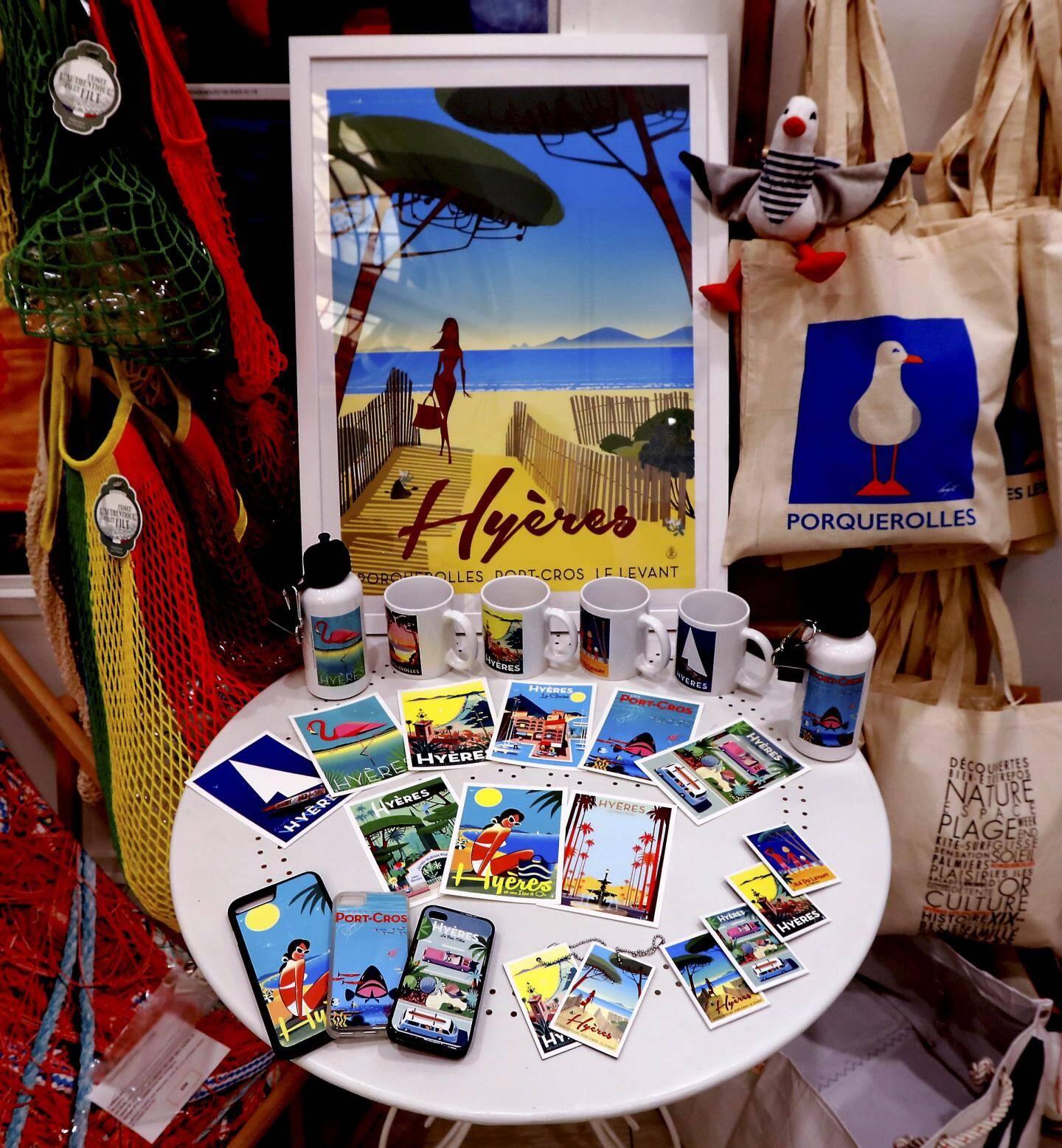 Affiches, cartes postales, coques de téléphone, magnets et mugs signés Monsieur Z.