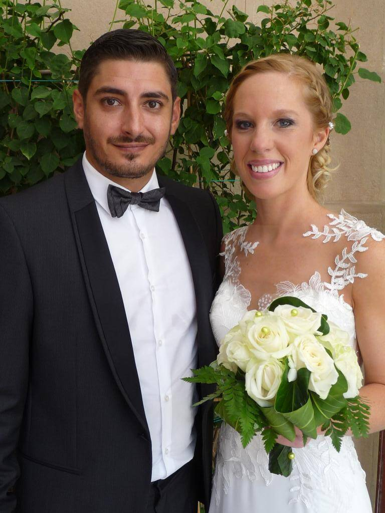 Anthony Sanchez, chef d'entreprise, et Juliette Ardoin, ingénieur agro-alimentaire.