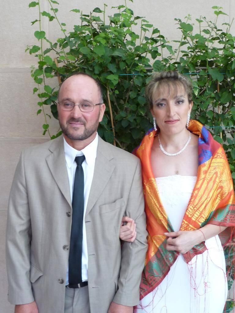Mohamed Djemah, grutier, et Nacéra Belhadj, sans emploi.