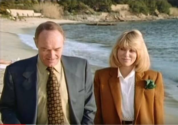 Dans cette mini série d'été diffusée en 1992, Mireille Darc incarnait Hélène Charrière, directrice d'un palace de la Côte d'Azur.
