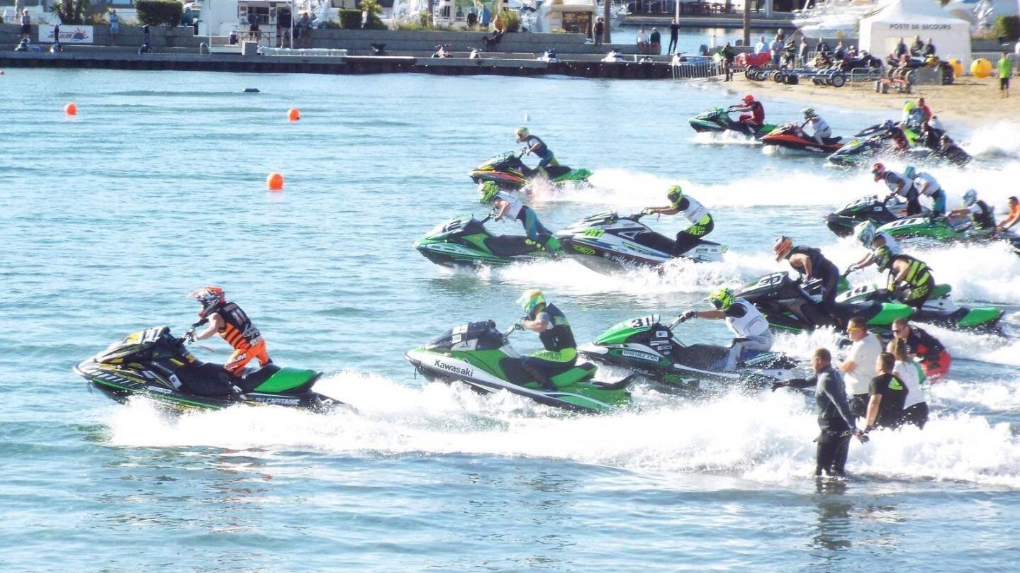 Les Run GP1, au départ, accélèrent plus vite qu'une Formule 1.