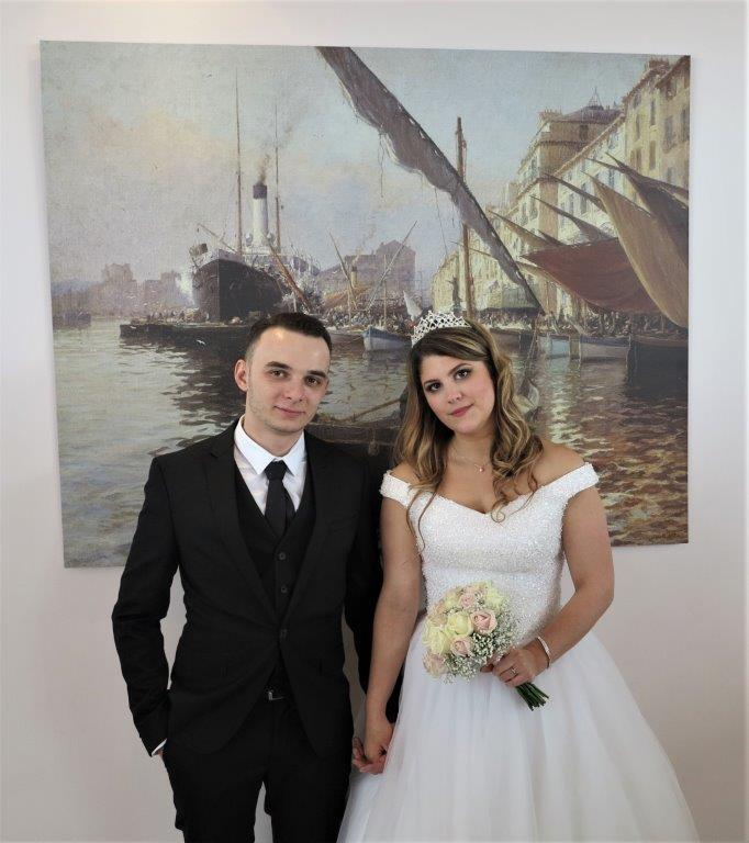 Hichem et Margot