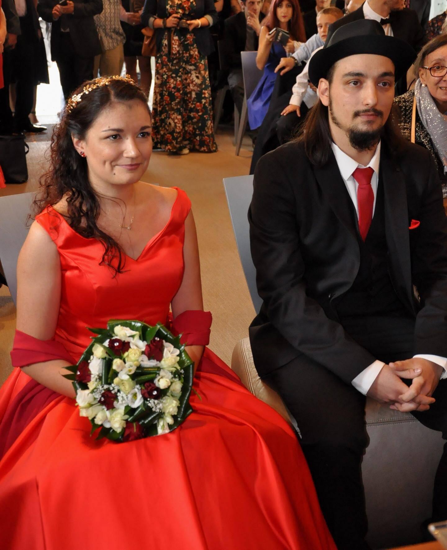 Jessica et Romain