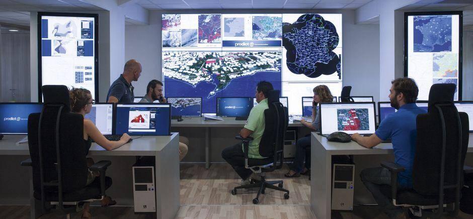 Près de trois quarts des collectivités régionales font désormais appel à la société Predict services pour anticiper la montée des eaux.