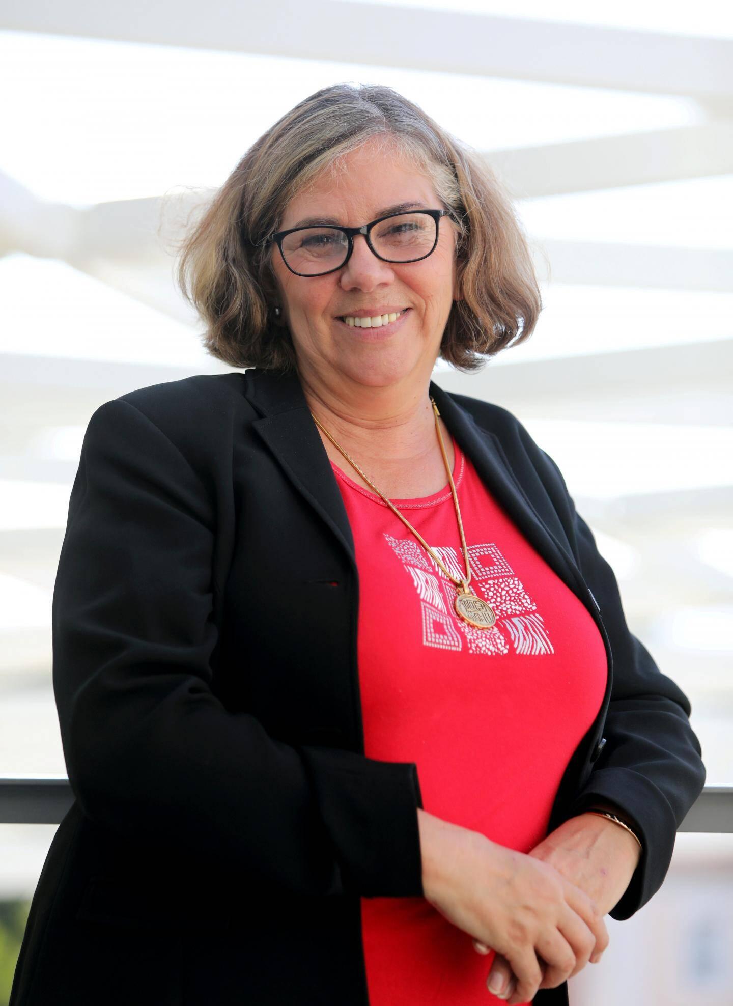 Christine Scaramozzino, présidente fondatrice de La Maison du Bonheur.