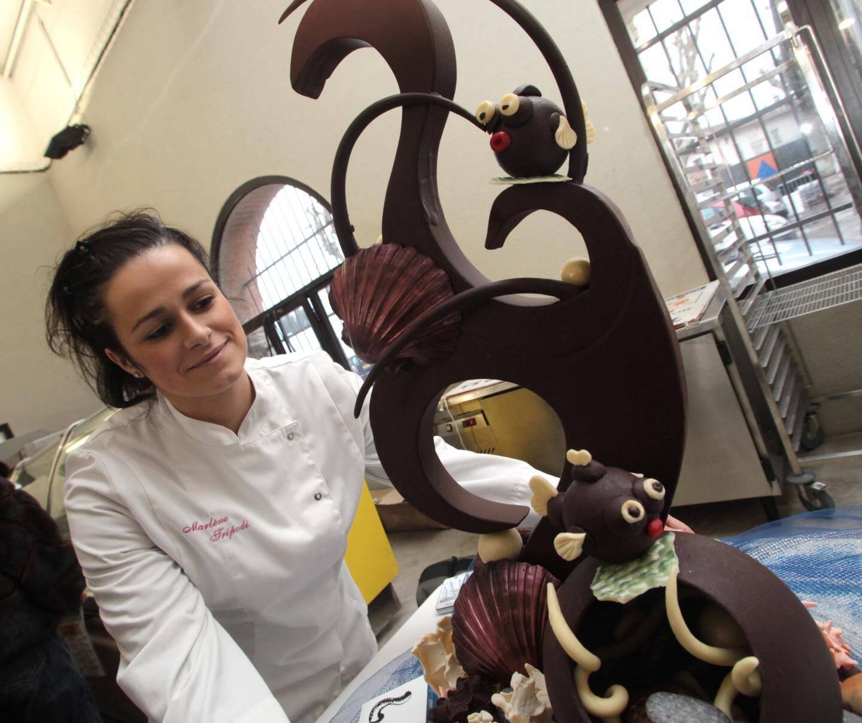 Le chocolat est à l'honneur ce week-end à La Garde-Freinet