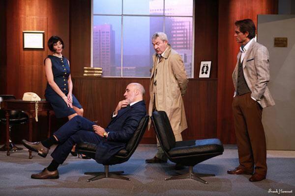 La pièce de théâtre Colombo