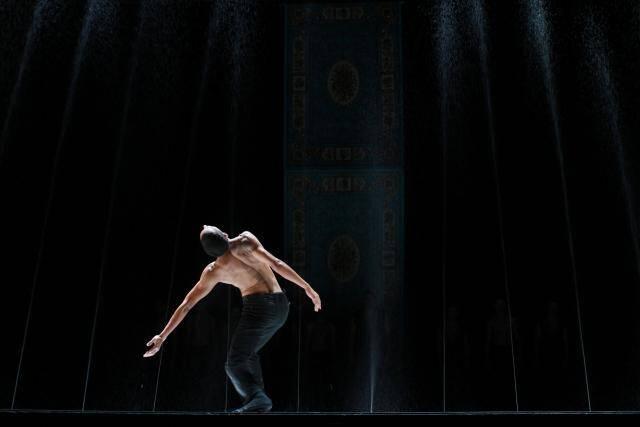 Les danseurs de la compagnie Iglésias