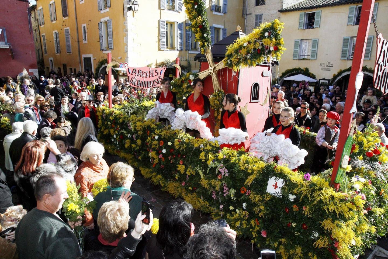 La fête de la Saint-Blaise attire chaque année de nombreux visiteurs