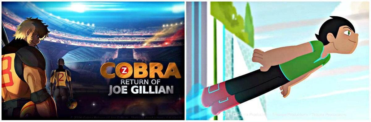 Shibuya Productions s'apprête à dévoiler de nouvelles images des très attendus reboots de Cobra et AstroBoy. Deux dessins animés remis au goût du jour, spectaculaires et attendus !