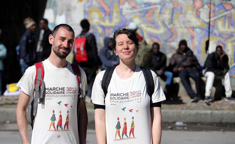 Cette semaine, la marche traversera les Alpes-Maritimes et le Var avant de filer au Nord.