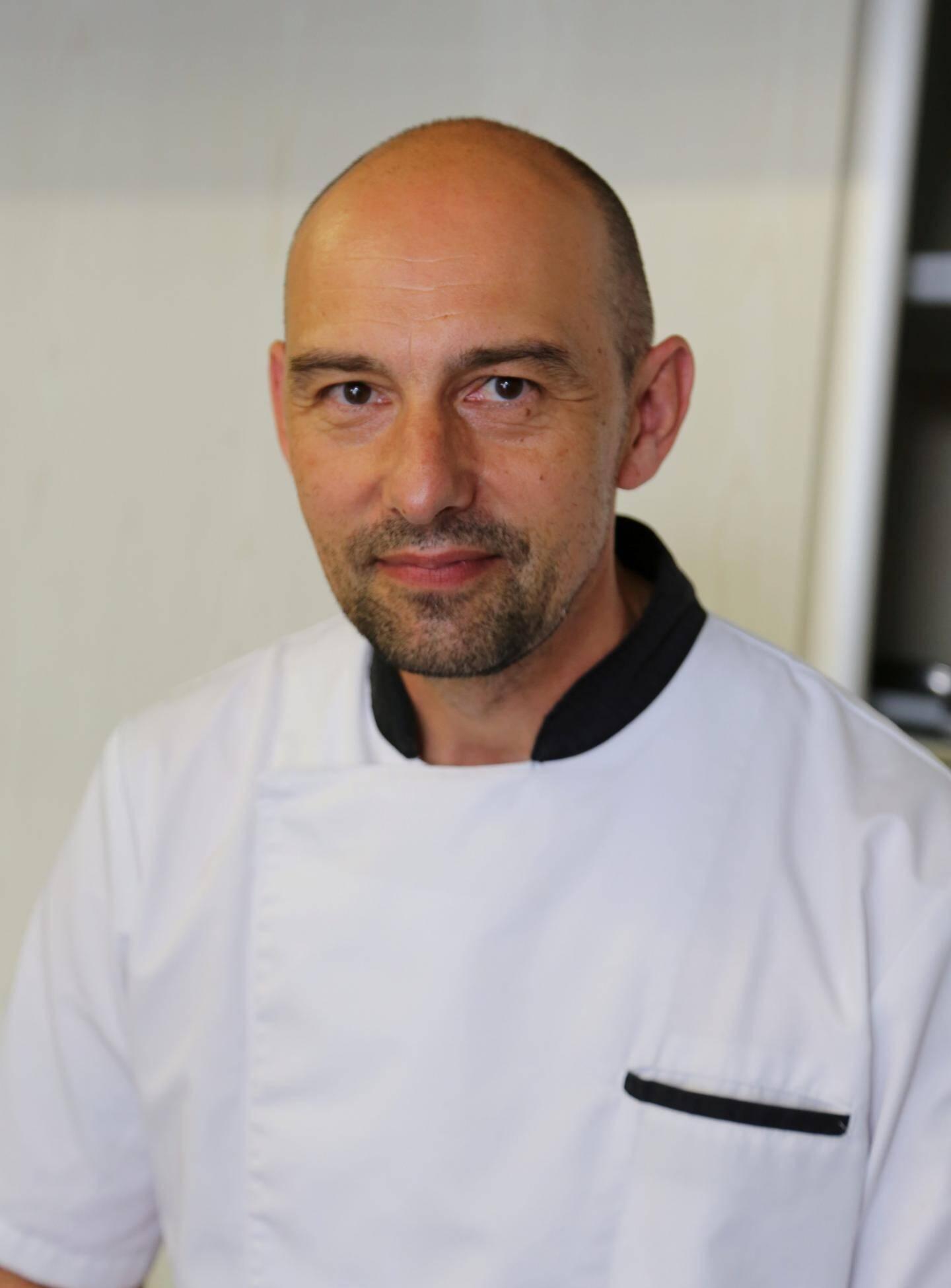 Christian Huppé, du Muy