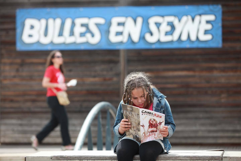 La Bande Dessinée est à l'honneur à La Seyne -sur-Mer samedi et dimanche.