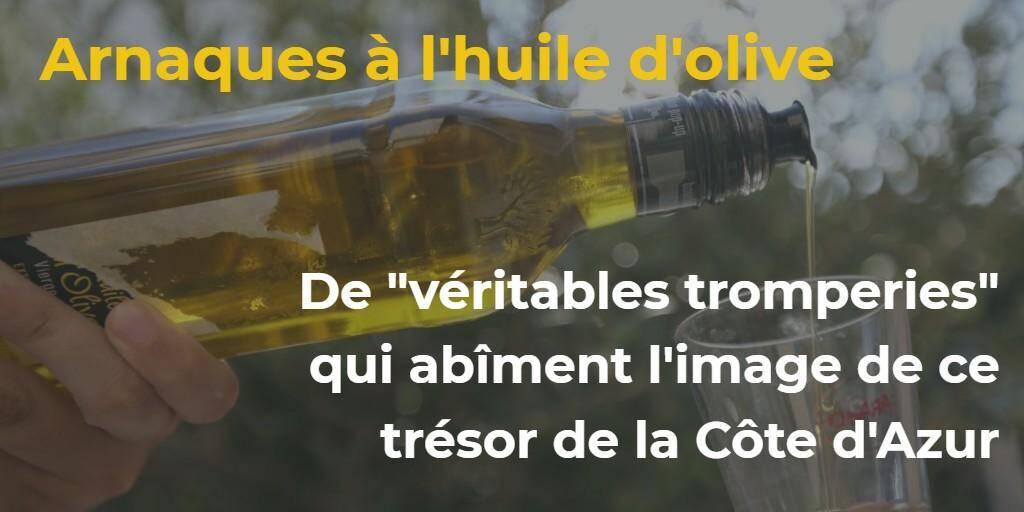 Contrairement au baratin de certains commerçants malhonnêtes, une huile d'olive ne doit jamais être mélangée à une autre issue
