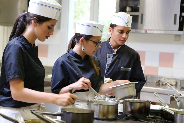 25% des apprentis saint-maximinois sont inscrits en filière cuisine.