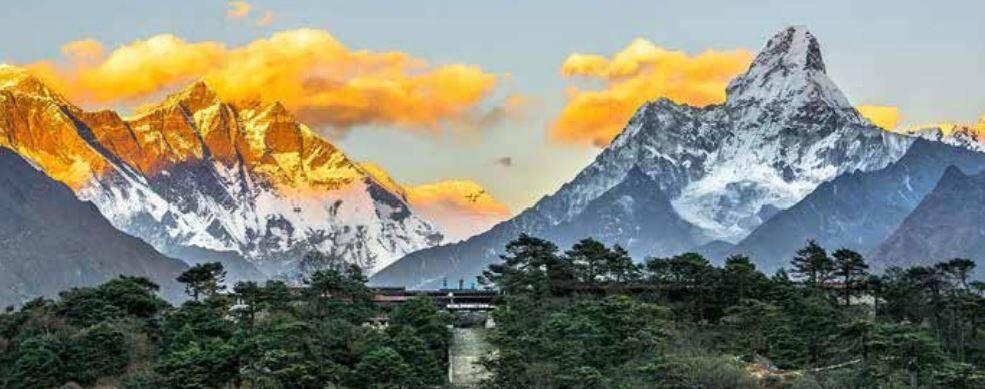 Déguster la cuisine d'un chef étoilé au Michelin avec un explorateur dans l'Himalaya ? C'est possible.
