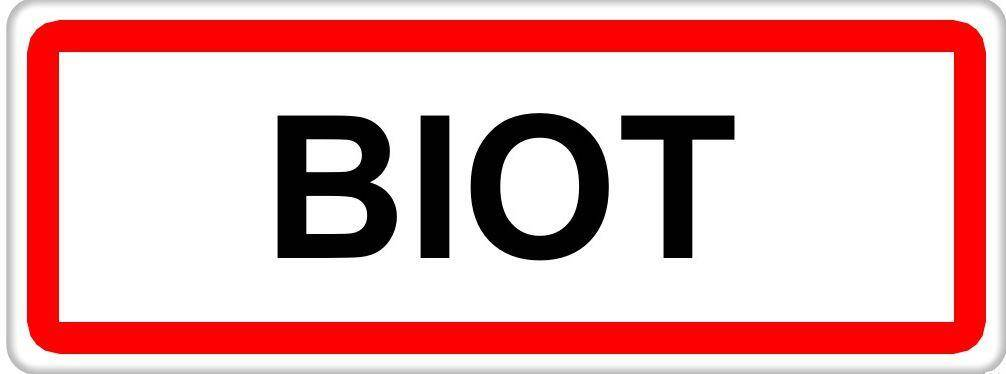 Biot a toujours été Biot