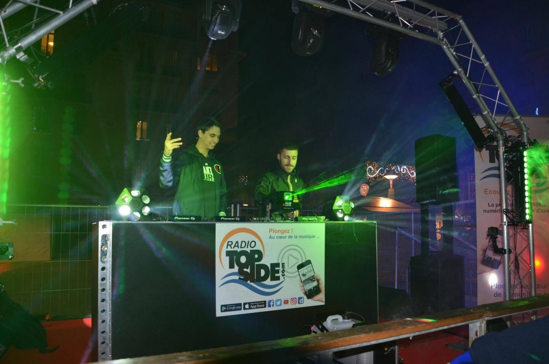 Superbes musiques avec les DJ Cloud41 et Cubblepot.