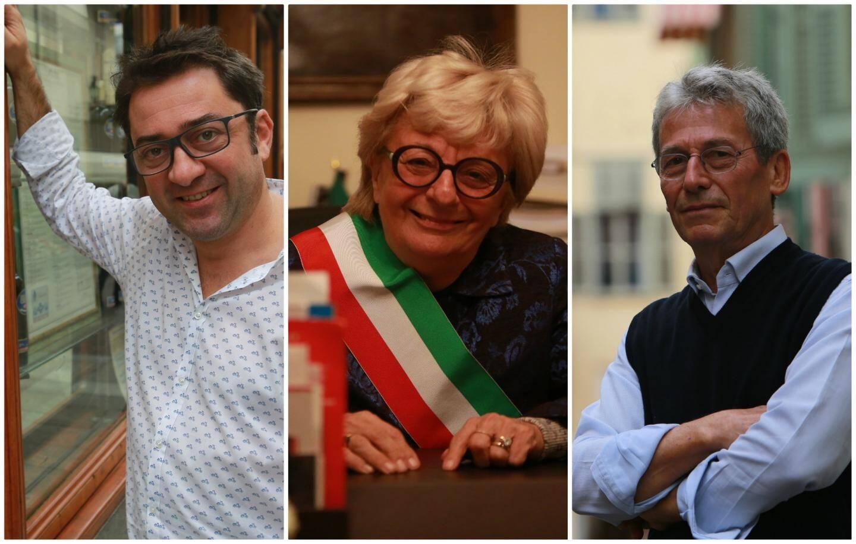 Un reportage riche en rencontres: Fédérico, Bruna Sibille et Fermino.