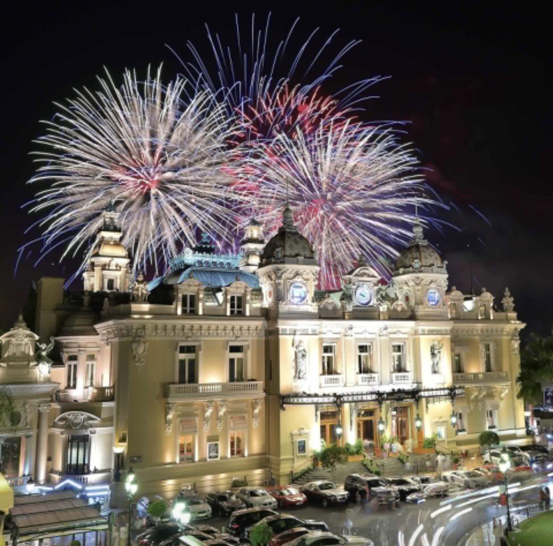 Place du Casino.