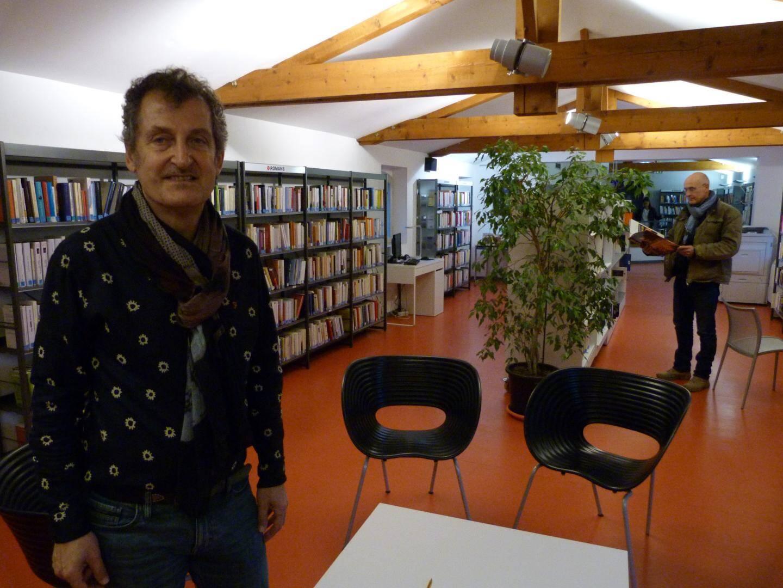 Thierry Kriegel, directeur de la culture.