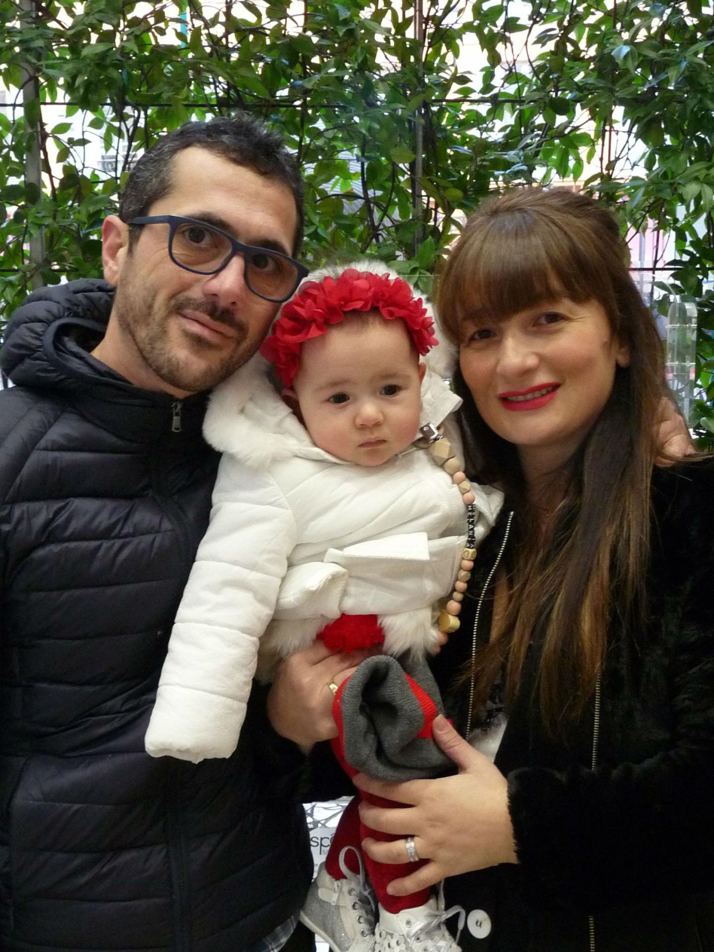 Vasil Koshkadze et Shorena Takashvili.