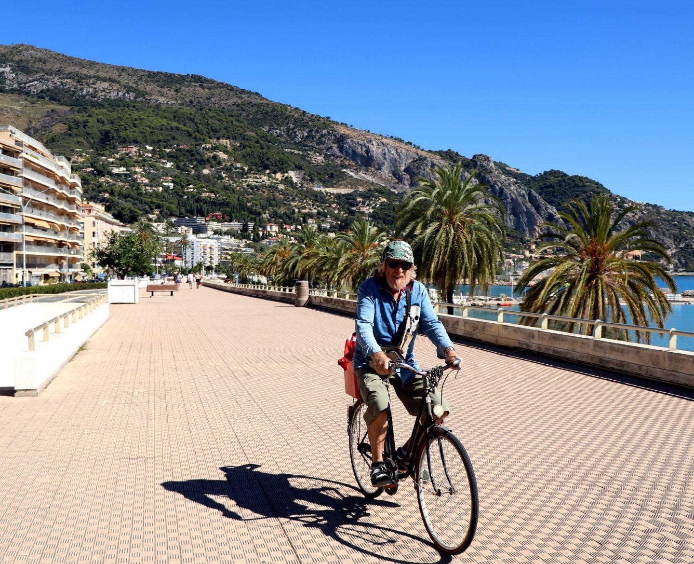 La Carf entend également soutenir la pratique du vélo à l'échelle du territoire.